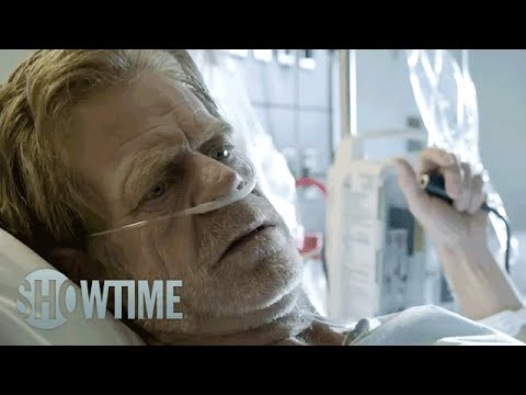 Shameless | 'You're Back' Official Clip ft. William H. Macy | Season 4 Episode 12