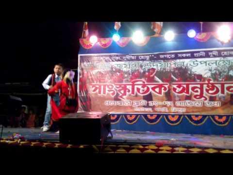 Gum geleyo swabane degong. Jetur Chakma, Tripura State.