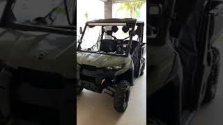 6. DEFENDER HD8 CAN AM 2019