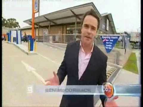 Aldi - 2007 TV media segment on Aldi Australia.