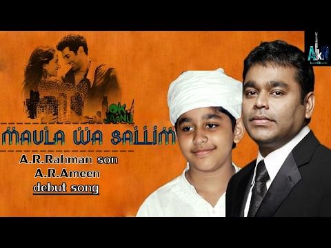 Maula Wa Sallim | Official Video | Ok Jaanu