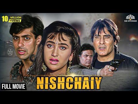 Nishchay | Salman Khan, Vinod Khanna and Karishma Kapoor | Bollywood Drama Full Movie