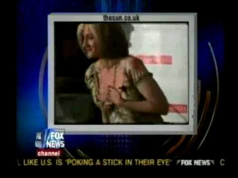 Fox News Attacks Harry Potter Author's Wardrobe Malfunction?