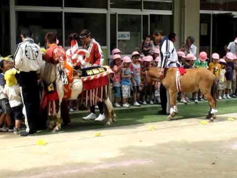 2009マリア幼稚園訪問