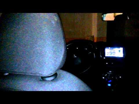 Peugeot 208 equipo sonido suwoofer