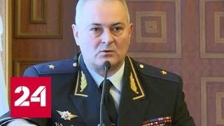 Глава МВД представил нового руководителя Следственного департамента