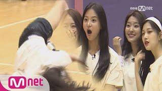 막춤부터 팝핀까지! #김명지 #장규리 #김은서 #조유리 #추원희 학생들의 댄스배틀걸그룹 인재육성 리얼리티 아이돌학교매주 목요일 밤 9시 30분 Mnet 방송!