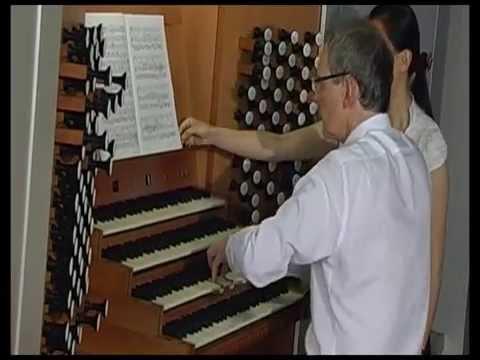 C.-M. Widor: Symphonie op. 42/7, a-Moll, 3. Satz: Andante