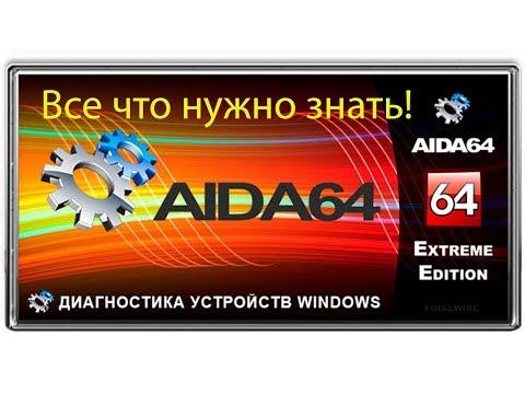 AIDA64, все что нужно знать