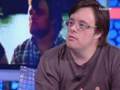 Ver vídeoSíndrome de Down: Pablo Pineda en El Hormiguero