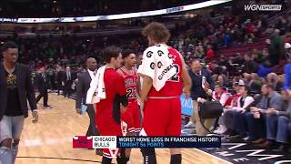 Chicago Bulls Get Booed Off Court Following Worst Home Loss In Franchise History