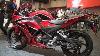 7. 2018 Honda CBR 300R - Walkaround - 2018 Montreal Motorcycle Show