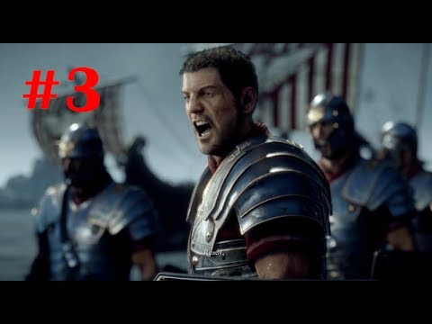 RYSE: Son Of Rome Walkthrough Part 3 - Harbor Chains (Xbox One) **NO COMMENTARY**