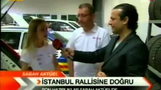 Burcu Burkut Erenkul - TRT 1 Canlı Yayın - Sabah Aktüel - 2012