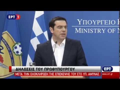 Video - ΣΥΡΙΖΑ για δηλώσεις Παναγιωτόπουλου: Έχει δοθεί εντολή στον στρατό να φροντίζει και για την εσωτερική ασφάλεια;