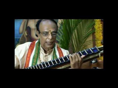 srilakshmi varaham abhogi Dikshitar Pudukkottai R Krishnamurthy veena  AIR Ntnl Prgm (видео)
