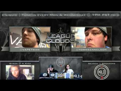 League of Clouds: Season 1 ep 9 (Week 5) - November 23rd, 2015