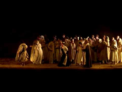"""Nabucco"" at the Grimaldi Forum"