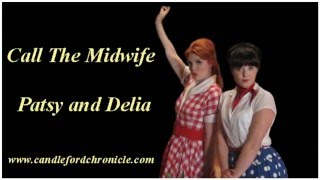 A fan video of Call the Midwife's Patsy and Delia
