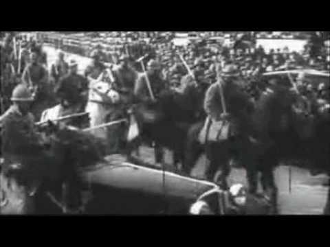 Pathe-Journal - Election du Président de la République française, Albert Lebrun (10 mai 1932)