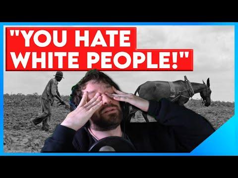 It's NOT About White vs Black - Baited Into Arguments w/ Donators