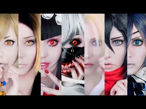 ☆ Review: What Circle Lenses for cosplay? PART 2 ☆