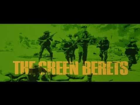 The Green Berets (1968) - South Vietnam/Danang Theme by Miklós Rózsa