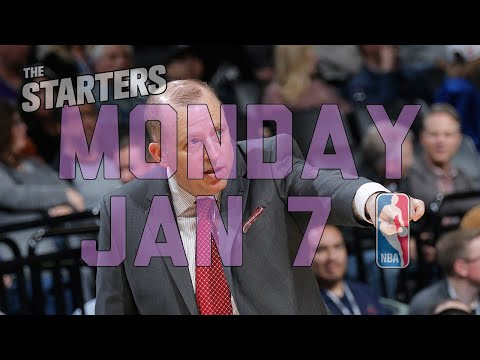 Video: NBA Daily Show: Jan. 7 - The Starters