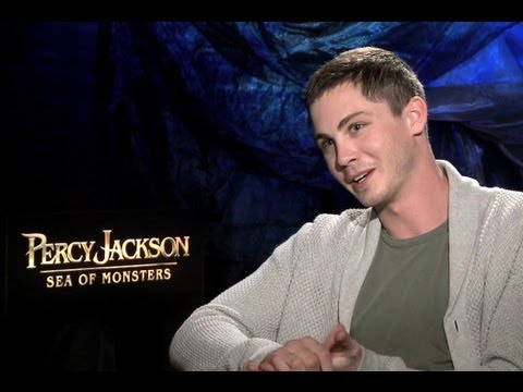 jackson - http://www.joblo.com - Logan Lerman Interview -