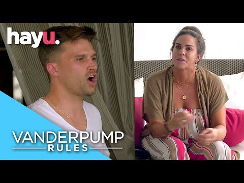 Katie Reaches Her Boiling Point With Swartz On Holiday | Season 7 | Vanderpump Rules