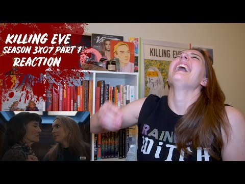 "Killing Eve Season 3 Episode 7 ""Beautiful Monster"" REACTION Part 1"