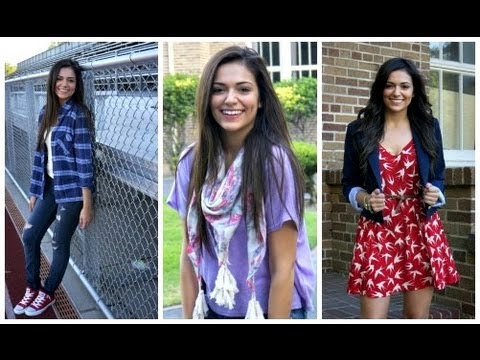School Outfits for First Day back!