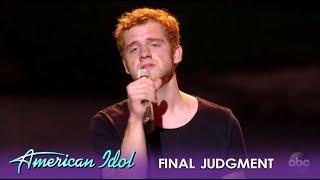 Video Jeremiah Lloyd Harmen: Former Church Janitor Is Dedicating This To His Parents!   American Idol 2019 MP3, 3GP, MP4, WEBM, AVI, FLV Juni 2019