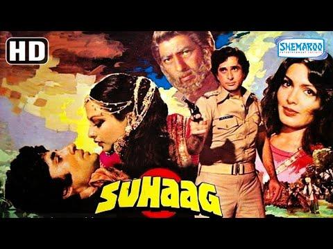 Öksüz Amit - Suhaag 1979  ( Türkçe Dublaj Hint Filmi ) Amitabh Bachchan's Movie