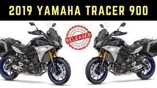 9. 2019 YAMAHA TRACER 900GT PRICE
