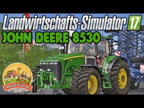 John Deere 8530 v4.0