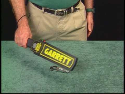 Garrett Superscanner V