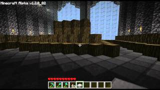 Minecraft Timelapse - Hogwarts Castle Part 7