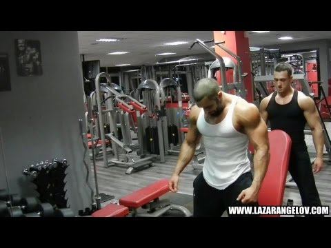 top shoulder workout - www.lazarangelov.com.