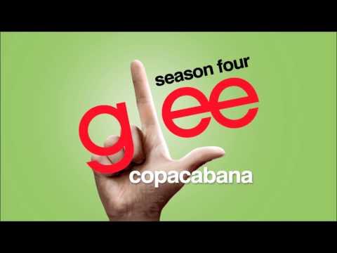 Tekst piosenki Glee Cast - Copacabana po polsku