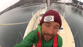 Antartica Surf Trip by Kepa Acero