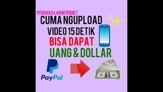 Cuma Ngupload Video 15detik Bisa Dapat UANG & DOLLAR-Hypstar