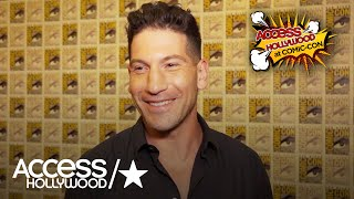 """At Comic-Con 2017, """"Marvel's The Punisher"""" star Jon Bernthal reveals to AccessHollywood.com why the role of Frank Castle is so special to him. And, how did he feel when he got the call to join """"Marvel's The Defenders""""?» SUBSCRIBE: http://bit.ly/AHSub» Visit Our Website: http://www.AccessHollywood.com/Get More Access Hollywood:Facebook: https://www.facebook.com/AccessHollywoodTwitter: https://twitter.com/accesshollywoodInstagram: http://instagram.com/accesshollywoodSnapchat: OfficialAccessAbout Access Hollywood:""""Access Hollywood"""" is a nationally syndicated daily entertainment news show. """"Access Hollywood"""" delivers the most comprehensive coverage of entertainment news and personalities on television, featuring in-depth celebrity interviews and behind-the-sc enes accounts of the most important events in Hollywood.'Marvel's The Punisher': Jon Bernthal On The Responsibility Of Playing Castle  Access Hollywoodhttps://youtu.be/5B25Gn91WWAAccess Hollywoodhttps://www.youtube.com/user/AccessHollywood"""