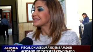 Fiscal asegura Donni Santana será condenado por incesto