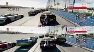 Let's Suck - NASCAR '15 [Split-Screen]