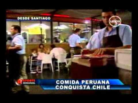 El boom de la gastronomia peruana en el mundo. Angelsvideo.