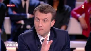 Video Macron pris en flagrant délit de vide intersidéral de la pensée! MP3, 3GP, MP4, WEBM, AVI, FLV Mei 2017