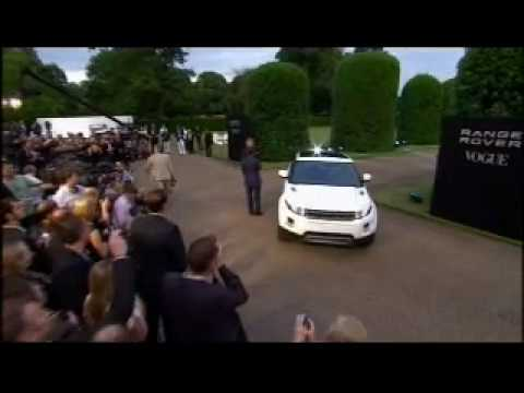 Range Rover   Evoque Premiere | Video