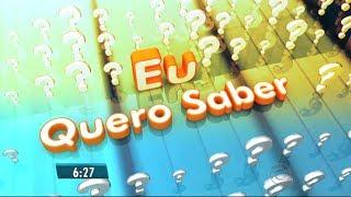"""Bom Dia Paraíba – Quadro """"Eu Quero Saber"""" – 20.06.2017"""