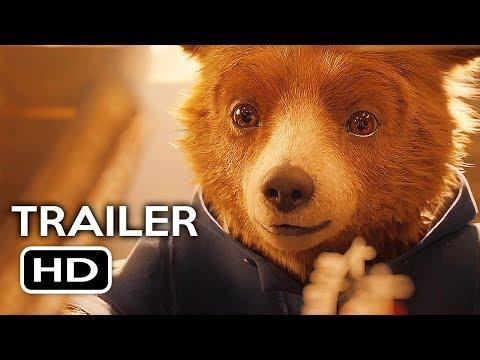 Paddington 2 Official Trailer #2 (2018) Hugh Grant Animated Movie HD